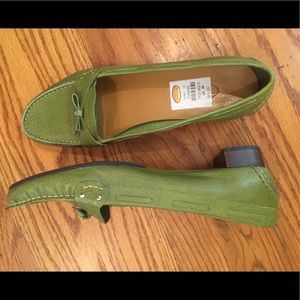 Talbots Classic Loafer, Green
